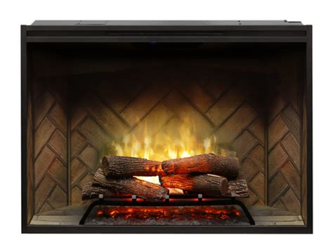 How To Rev A Fireplace by Dimplex Revillusion 42 Inch Built In Electric Firebox