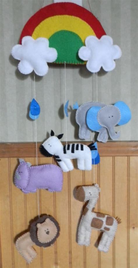 Felt Decor by Made By Madlen Noah S Ark Felt Baby Decor Wall Hanging Or