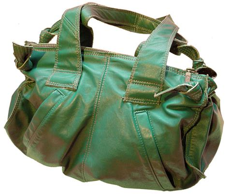 Watsons Thrush Bag by Watson Eco Chic Bags From Recycled Leather Jackets