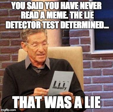 maury lie detector memes imgflip
