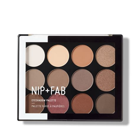 Eyeshadow Palette eyeshadow palette sculpted makeup nip fab