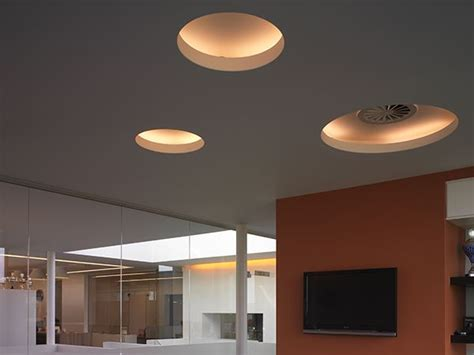 Built In Ceiling Lights Built In L Ceiling L Uso 100 50 Cove Lighting By Flos