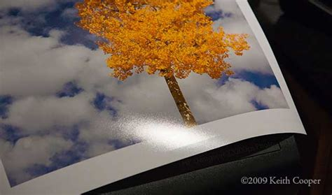 How To Make Glossy Paper - how when to use glossy paper the paper