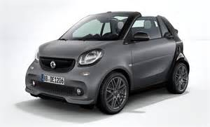 how much is a smart car new brabus sport package for 2017 smart fortwo revealed