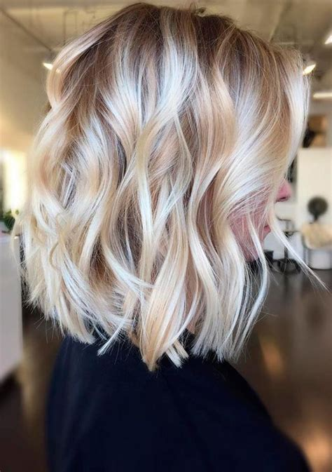 Layered Medium Length Hairstyles 2017 by Chic Medium Length Layered Haircuts For 2017 2018 Hollysoly
