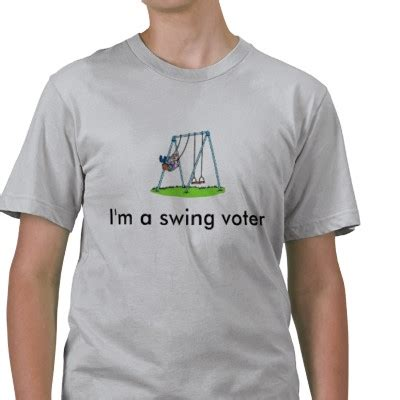swing voters the base vs swing voters three things i learned helping