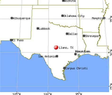 llano texas map llano texas tx 78643 profile population maps real estate averages homes statistics