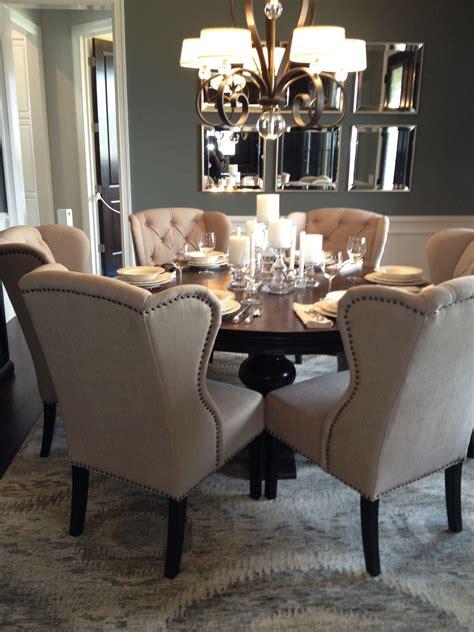 pin   jordan  fall   elegant dinning room