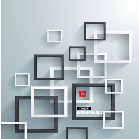 wallpaper kotak hitam putih kotak hitam dan putih solid vector latar belakang vektor