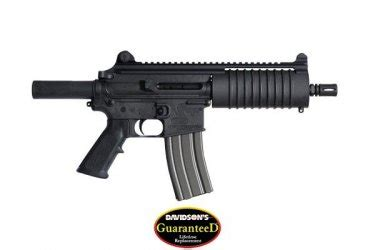 bushmaster carbon 15 type 21 .223 rem 30 rounds 7.25 inch