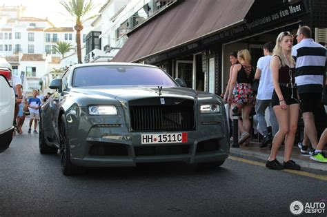 widebody rolls royce does novitec s widebody kit work on the rolls royce wraith