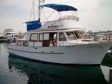 Albin 36 Aft Cabin Trawler by 1980 Albin 36 Trawler 36 Foot 1980 Albin Motor Boat In
