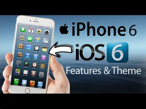 dioda w iphone 6 ios 6 features on iphone 6 plus 6 5 5s in ios 8
