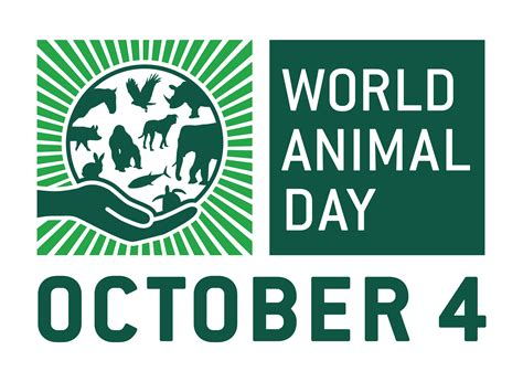 Animal World 4 today is world animal day foundation