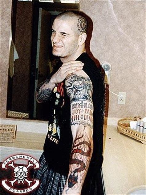 phil anselmo tattoos pantera phil anselmo haku tattoos