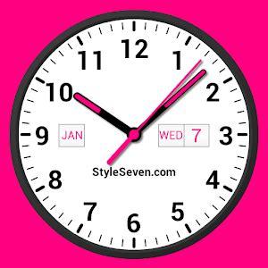 app analog clock widget plus 7 apk for kindle fire
