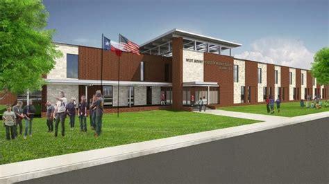 Mba Schools In Houston by Webber Breaks Ground On Two Middle Schools In Aldine