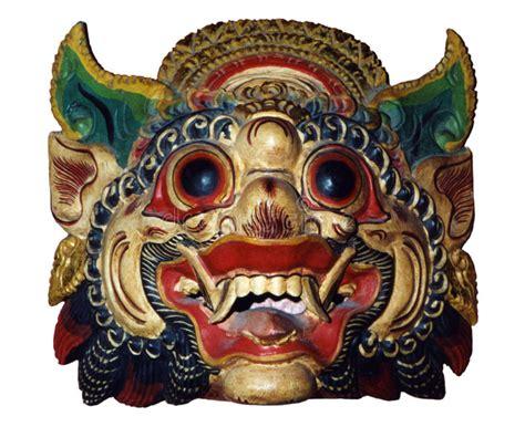 Masker Indo by Indonesisch Masker Stock Foto Afbeelding Bestaande Uit