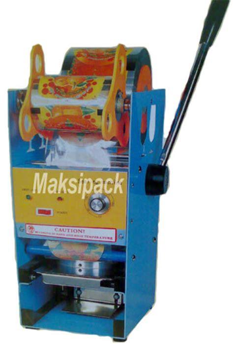 Jual Alat Sealer Cup Plastik by Daftar Mesin Cup Sealer Manual Terbaru Murah 2014 Mesin