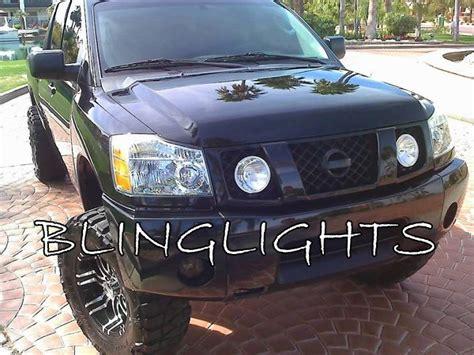2009 nissan titan lights nissan titan grille driving lights road l kit