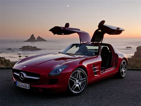 Mercedes Sls Amg by Autos A Escala Mercedes Sls Amg