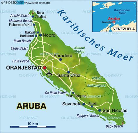 aruba eagle resort map map of aruba netherlands map in the atlas of the world