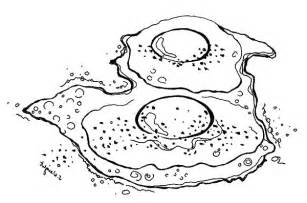 egg yolk coloring page free coloring pages of egg yolk