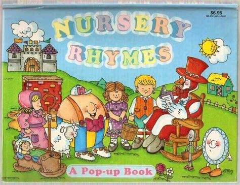 apop up book of nursery b0092gal0c nursery rhymes a pop up book playmore waldman