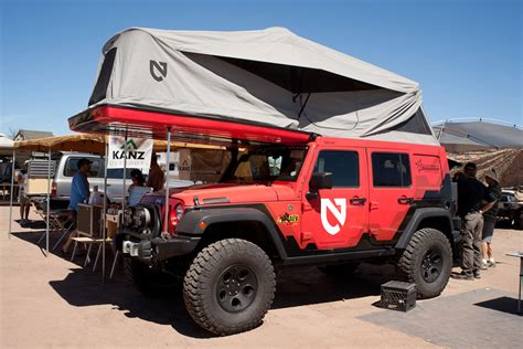 Jeep Jk Tent Overland Expo 2011 Pangaea Expeditions