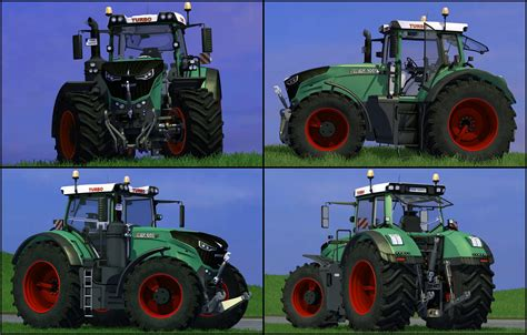 FENDT 1050 Vario Grip wheels Farming Simulator 2017 mods, Farming Simulator 2015 mods, FS 2015