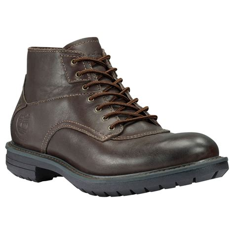 waterproof chukka boots mens timberland ryker waterproof chukka boot in brown for