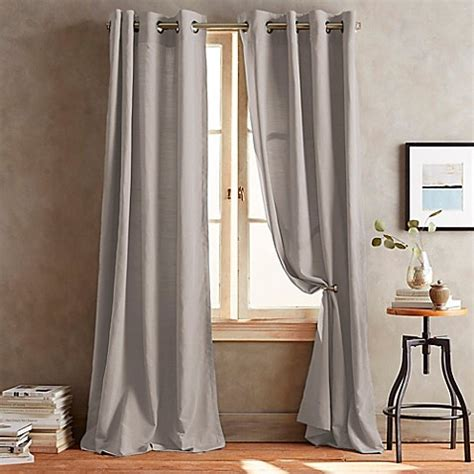 Buy Dkny Halo Grommet Sheer 95 Inch Window Curtain Panel