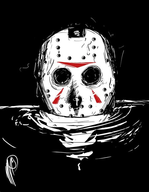 horror classics jason voorhees by sgtmadness on deviantart
