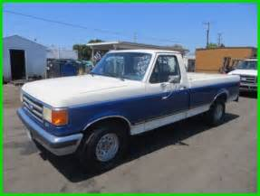 4 9 L Ford C 1990 Ford F 150 Used 4 9l I6 12v Automatic Truck