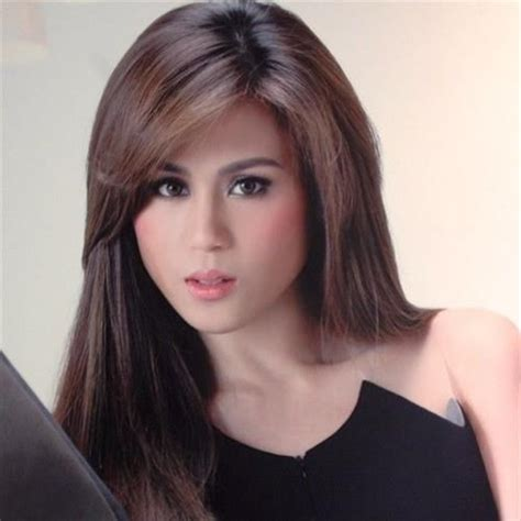 philippine artist hairstyle filipino women hairstyles and hair color anne curtis