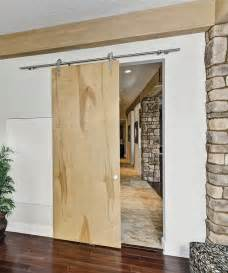 Track For Barn Door Wall Mounted Doors For An Industrial Look Barn Door Track System Barn Door Track And