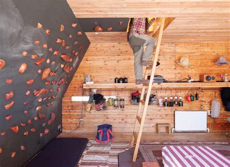 rock climbing walls in your home krislee