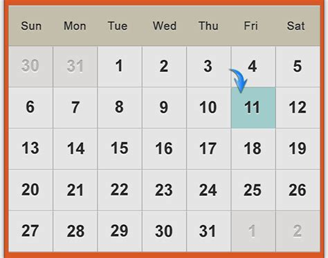 how to make doodle schedule design a clean calendar ui in photoshop sitepoint