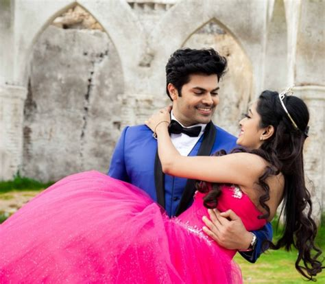 Marriage Photo Shoot Images by Ganesh Venkatraman And Nisha Krishnan Pre Wedding