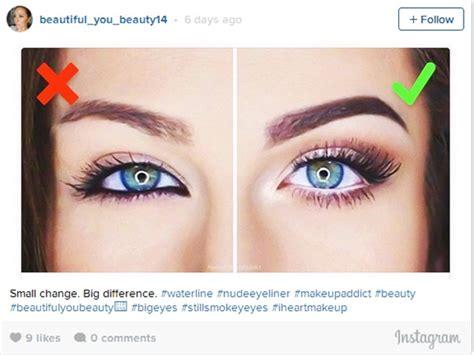 Eyeliner Bawah Mata stop hindari kesalahan ini saat pakai eyeliner agar mata cantik berita24jam