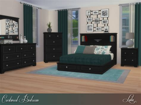 sims 4 schlafzimmer crestwood bedroom by lulu265 at tsr 187 sims 4 updates