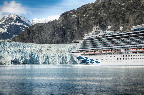 princess cruises to alaska princess cruises sailing 8 cruise ships to alaska in 2020
