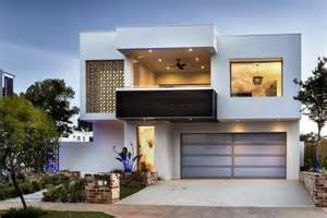 Designer Garage Doors Perth residence in perth australia showing modern garage door home design