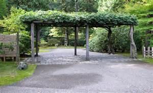 Japanese Garden Arbor Japanese Garden Portland Oregon Travel Photos By Galen