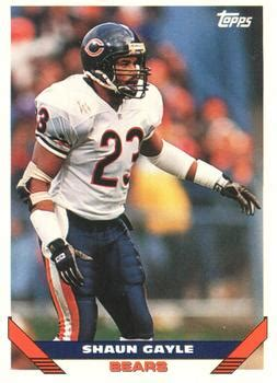 shaun gayle gallery | the trading card database
