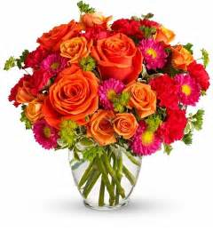 Cottage Garden Florist - happy birthday to you flower bouquets bright and