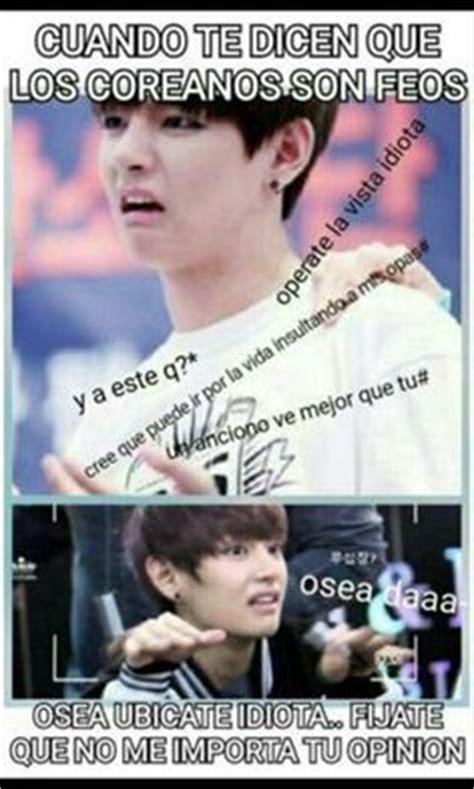 imagenes de kpop memes en español bts memes en espa 209 ol jungkook wattpad ol and bts