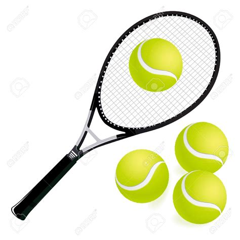 tennis clipart tennis racket and clipart 101 clip