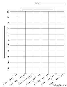 template for bar graph printable 1000 ideas about bar graph template on bar