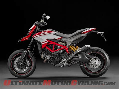 Ducati Motorrad Modelle 2014 by 2015 Ducati Hypermotard Sp Unveiled With Corse Colors
